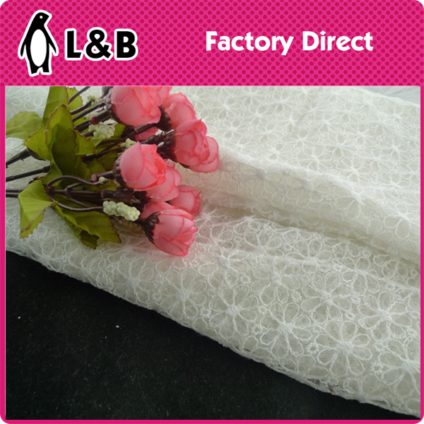 WW228A# 1# China supplier embroidery bridal lace fabric dubai polyester cording lace dresses fabric for wedding dress lace