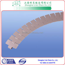 90 degree curve conveyor belts