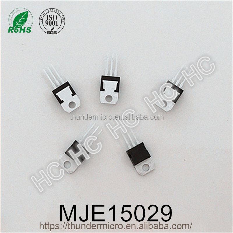 MJE15029 silicon PNP power transistor