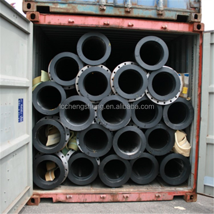 ASTM A106Gr.B seamless carbon steel pipe black pipe