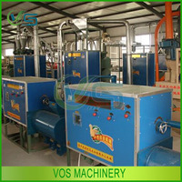 high quality factory price corn milling/grits machine for making flour 008615736766207