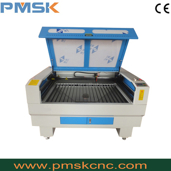 1290 Computer controlled ccd desktop laser cutting machine