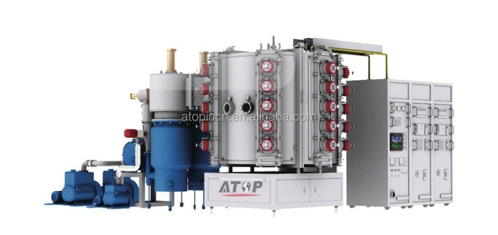 ATOP Watches Titanium Nitride Vacuum Coating Equipment