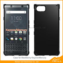 Alpha design TPU Protective Cover Crashproof TPU Case For Blackberry Keyone Mercury shockproof Case