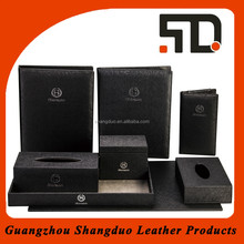 Professional Leading Supplier Leather Hotel Servicing Products