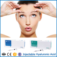 Aquaderm 2ml Hyaluronic Acid Gel Injection
