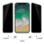 High Quality Privacy Tempered Glass Anti Spy Screen Protector for iPhone X