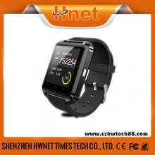 U8 bluetooth smart watch with 2015 ios android