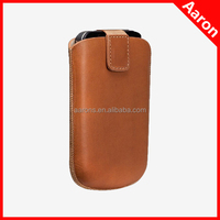 For BlackBerry Z3 pouch case with belt clip
