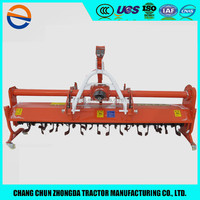 Rice farming equipment hot sell chain driven rototilller