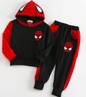 Wholesale Children's Boutique Clothing 2015 Spiderman Costumes For Children