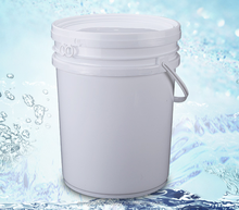 20 liter plastic pail 5 gallon drum big bucket with lid