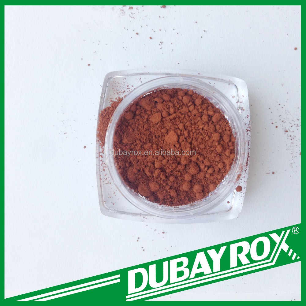 Iron Oxide Brown DB610 Color Pigment for Concrete Inorganic Polvo
