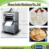 commercial dough presser /flour press noodle machine . dumpling wrapper making machine