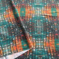 New products 2016 cheap polyester fabric,knit fabric for pajamas,spandex polyester tube fabric