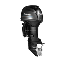 60hp 2 stroke Chinese outboard engine for sale with cheap price