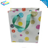 2015 China manufacturer high end New Luxury foldable Paper Shopping Bags