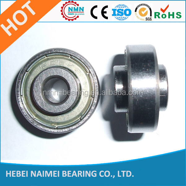 Special/ Non-Standard Miniature Ball Bearings with Double Convex
