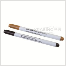 Tattoo skin marker pen with good quality,1.0mm tip,marking scribe pen,TM10 Product details: Type: Tattoo marker,Tattoo s