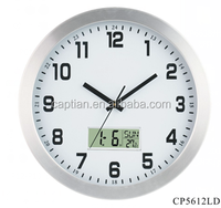 multifunction craft electric wall clocks products kit