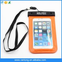 wholesale hot selling waterproof for phone bag for samsung galaxy s4 mini case