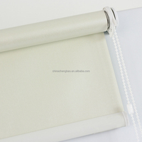 Manual window soundproof roller blinds parts