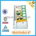 advertising a-board movable display stand display a-board Aluminium A Board
