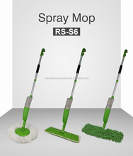Microfiber Floor Spray Mop 360 Degree Professional Cleaning Spray Mop With 2 Microfiber Pads