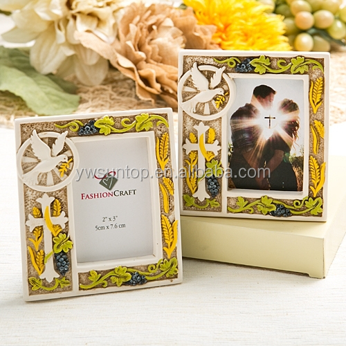 2015 Holy Natures Harvest Themed religious Photo Wedding Frame