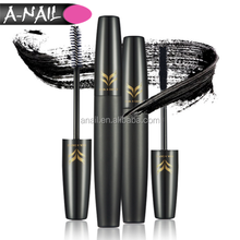Wholesale Black Tube 3D Fiber Long Lash Waterproof Lengthening Thick Cosmetics Long Lasting Private Label Mascara