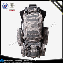 Large tactical assault backpack for outdoor activities 600D
