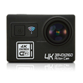 4K wifi waterproof action camera with private design supporting remote control sport camera action