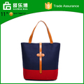 Design Custom Cotton Canvas Tote Handbag