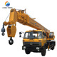 China Top Brand Professional 25 TON Truck Mobile Crane for Sale LXQY-25