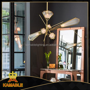 Newest Design Contemporary Hotel Hall Lobby Project Chandelier Pendant Light(KA8326)