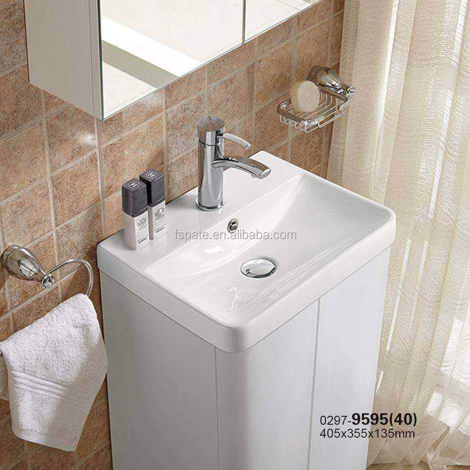sanitario Lavatory wc small size bathroom Ceramic wall hung wash basin