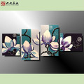 FG-02387 Handmade oil painting beautiful flower paintings