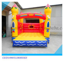 china bounce house kids inflatable bounce bed
