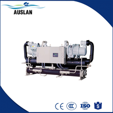 Water to air type water source heat pump 3~60kw cooling system