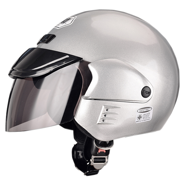 wholesale motorcycle open face helmet with sunshield