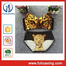 2016 New Style Panther Eye Grain Rims Sexy 3d Underwear