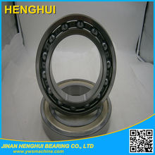 made in china 6414 deep groove ball bearing 70*180*42mm