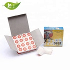 Factory Outlet Lowest Price For High Quality Deer Brand 1/4oz Refined Camphor Tablet,Camphor Block
