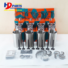 V2003 V2203 V2403 Engine Piston Cylinder Liner Kit For Kubota Engine