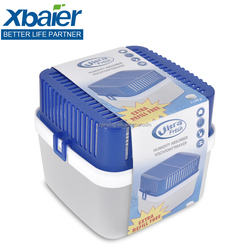 400g Household Refillable Dehumidifier Desiccant Dry Box