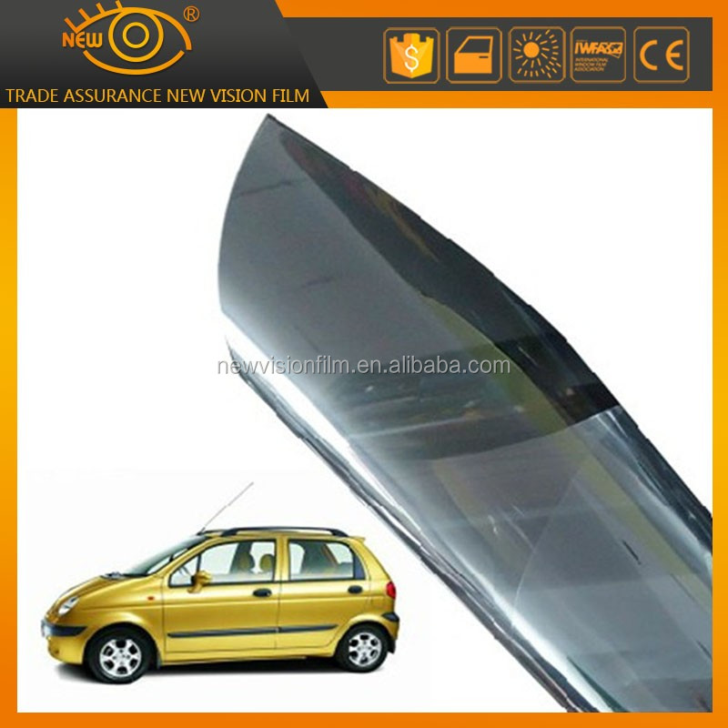 aoto 2 ply static solar tinting film aoto 2 ply uv insulation static solar tinting darkening window tinted film