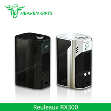 2017 New Products 300W WISMEC Reuleaux RX 300 Box Mod vape e cigs
