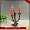 Christmas ornament tea light antler deer candle holder