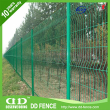 Security Panels Fencing / Weldmesh / 3V Welded Mesh Fencing