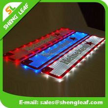 Hot sell promotional silicone bar mat custom led bar mat